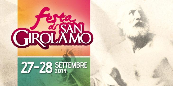 Festa di San Girolamo 2014
